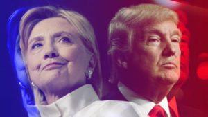 The Third Presidential Debate 2016. Donald Trump vs Hillary Clinton. Final Presidential Debate