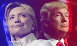 The Third Presidential Debate 2016. Donald Trump vs Hillary Clinton. Final Presidential Debate
