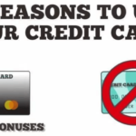 10 Reasons For Using A Credit Card, Everyone must know