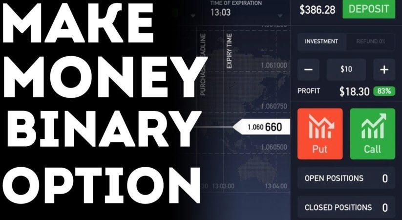 How binary options companies make money forex получить бездепозитный бонус